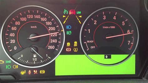 Bmw 1er F20 Display by 1er Bmw F20 Tacho Systemtest