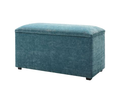 Kingsley Large Upholstered Ottoman Just Ottomans