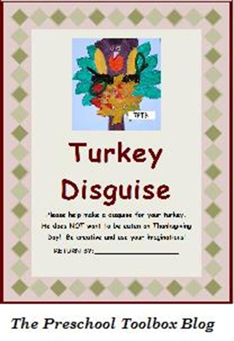 family turkey project template thanksgiving theme math and crafts