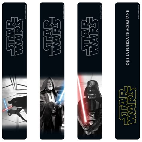 printable bookmarks star wars music cds merchandise music dvds nordic artists