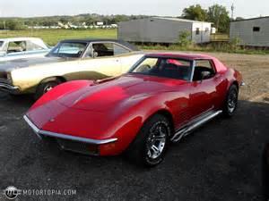 1972 chevrolet corvette stingray id 26781