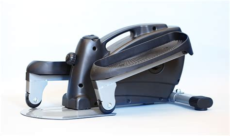 Small Elliptical Machines For Home Review Of Inmotion Compact Strider At Home Equipment