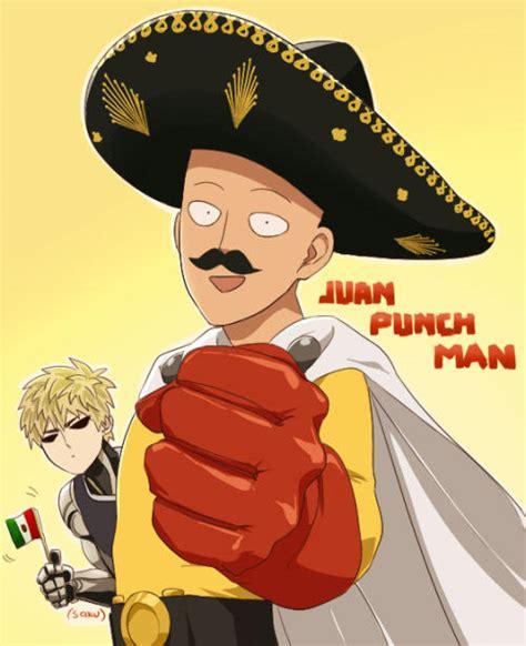 One Punch Man Memes - juan punch man meme anime and manga