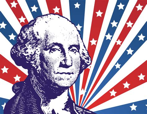 Presidents Day Decorations by The Bookworm Educational Supplies