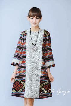 Tenun Dress St T1310 2014 soiree gown dress kebaya brokat lace hijabs gown dress and gowns