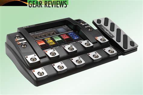 Digitec Touchscreen m musicians magazine 187 digitech ipb 10 programmable pedalboard
