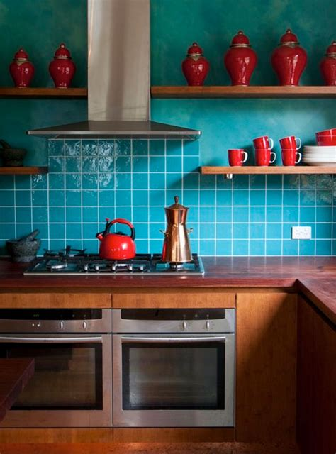 teal kitchen decor teal and decor ideas eatwell101