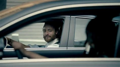 lexus commercial actor blonde guy in cadillac commercial in new cadillac
