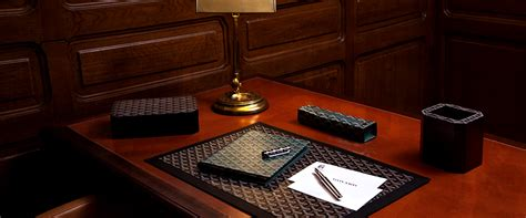Writing Desk Accessories The Of The Writing Desk By Goyard