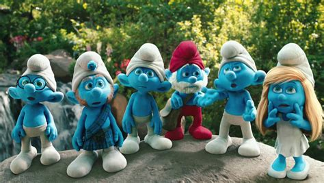 movie picture the smurfs 2011