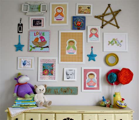 kids room wall decor cute and artistic little boys room wall decoration ideas