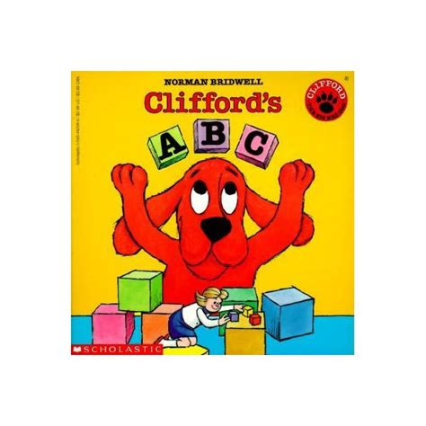 s abc books teach an alphabet and beginning word lesson with clifford