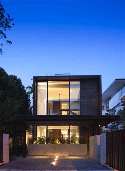 in house new residence singapore house in 3 movements e architect
