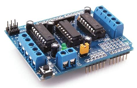 tutorial arduino motor shield arduino santiapps arduino iot ios android glass