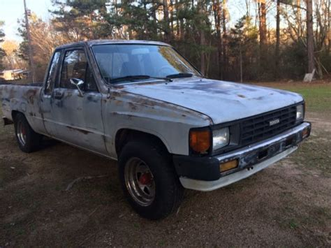 1984 Toyota Truck 1984 Toyota Truck No Reserve For Sale Toyota Other