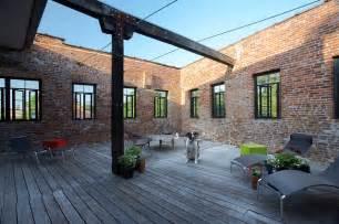 home design studio durham soulard loft apartment industrial deck st louis by