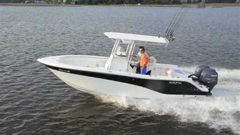 boat brands starting with sea brand new sea fox 256 center console cc boat in south