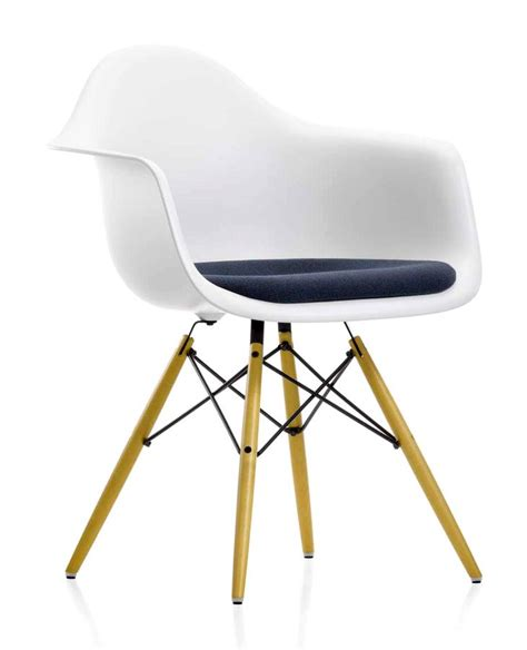 Vitra Armchair by Vitra Eames Plastic Armchair Daw By Charles Eames