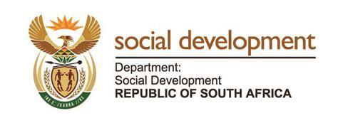bureau social department of social development request for sign