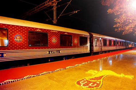 maharajas express train maharajas express announces special monsoon offers