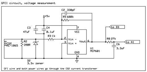 gfci wiring diagram wiring diagram with description