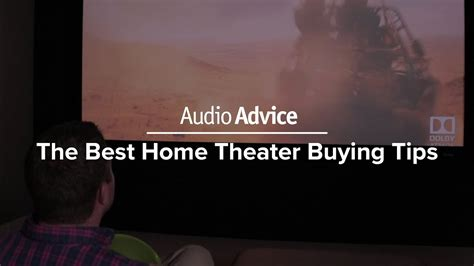 home theater buying tips youtube