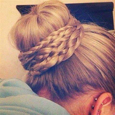 hairstyles cute buns 28 super cute bun hairstyles for girls pretty designs