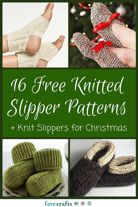 knitting patterns for a for all time 16 free knitted slipper patterns knit slippers for
