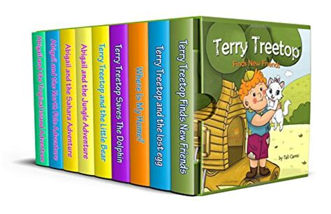 terry treetop and abigail collection books book the terry treetop collection bedtime story