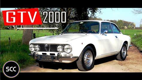 alfa romeo gt top gear alfa romeo gtv 2000 bertone coup 233 1973 test drive in top