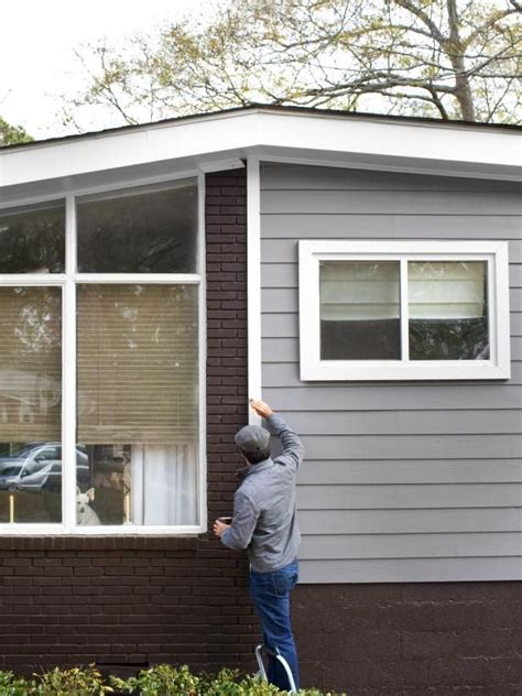 how to paint a mobile home exterior 17 best images about mobile home purchase repair