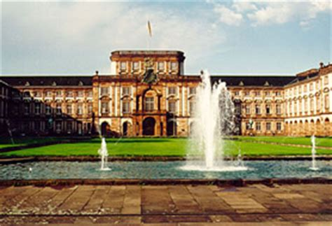 Mannheim Mba Deadlines by Of Mannheim Business School International