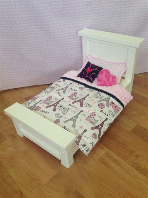 doll bed american girl doll bed farmhouse style doll bed paris