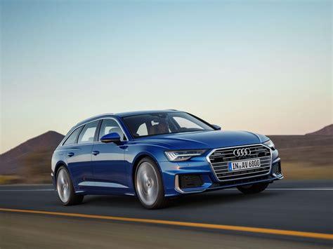 Neue Audi A6 by Der Neue Audi A6 Avant Auto Motor At
