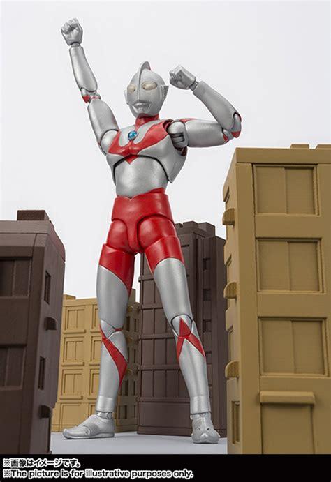 Bandai Shfiguarts Ultraman 50th Anniversary s h figuarts 50th anniversary ultraman figures mightymega