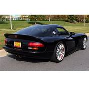 1999 Dodge Viper  GTS Hennessey 650R For