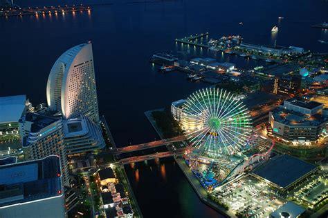 top  tourist attractions  yokohama japan travel guides