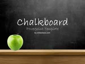 Free Chalkboard Powerpoint Template by Sports Medicine Powerpoint Templates Sports Wiring