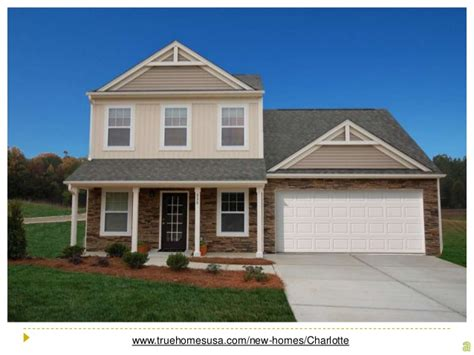 new homes in carolina at true homes usa