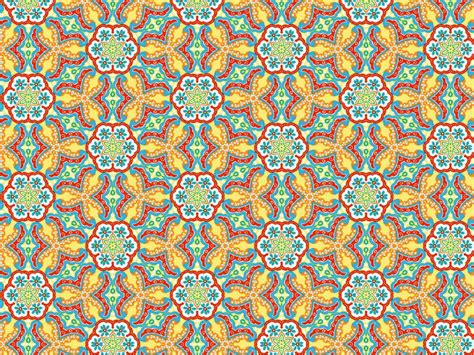 yellow patterned craft paper artbyjean paper crafts yellow turquoise and red