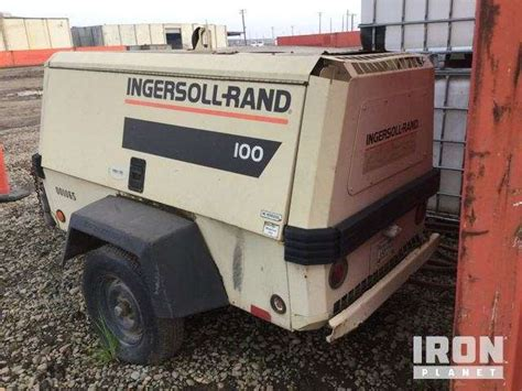 100 Cfm Air Compressor For Sale by Ingersoll Rand P100wjd 100cfm Air Compressor For Sale