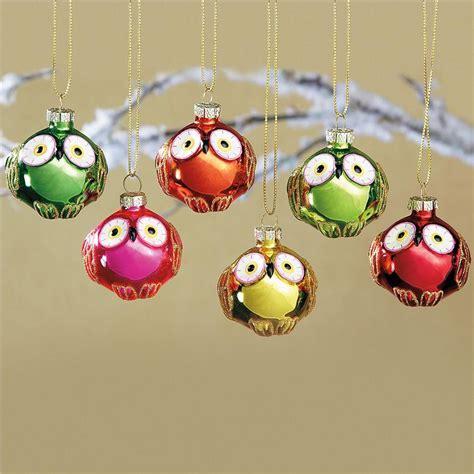 intresting homemade christmas decor christmas owls owl
