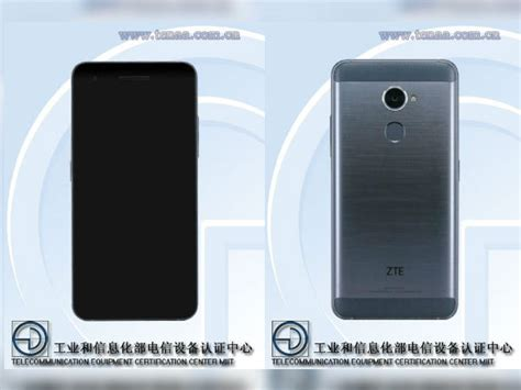Hp Zte 5 Inch new zte phone with 5 5 inch display and 4gb ram spotted on