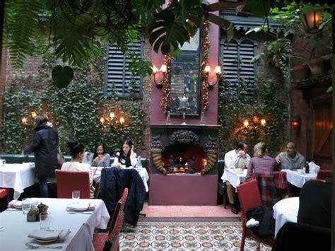 Cool Media Rooms - dessert profiterol picture of the waverly inn and garden new york city tripadvisor