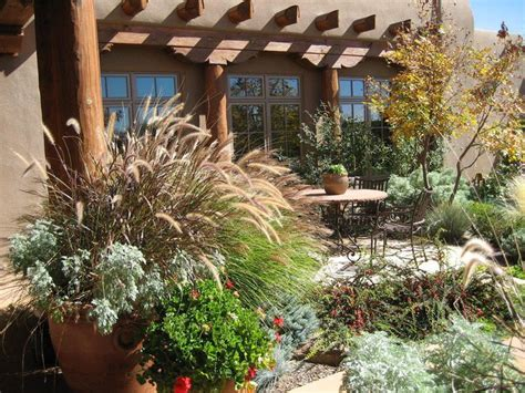 awesome santa fe landscaping new mexico pinterest