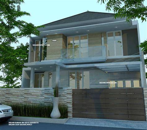 rumah minimalis tropis interior home design house