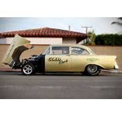 1956 Chevrolet Chevy Bel Air 150 210 BELAIR Drag Car Gasser Pro Street