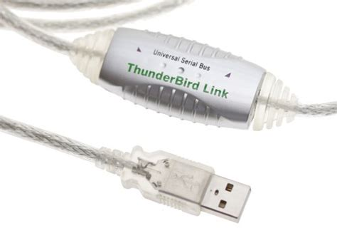 Usb Bridge Cable no driver needed for this usb to usb link cable for vista
