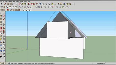 house design sketchup youtube how to make a house in sketchup sketchup ev modelleme 2 youtube