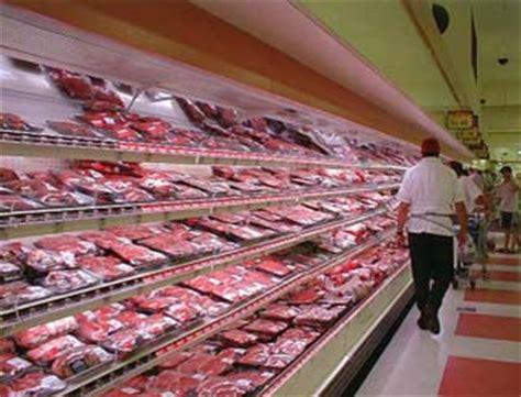 meat section in grocery store randy brandi in humpty doo darwin